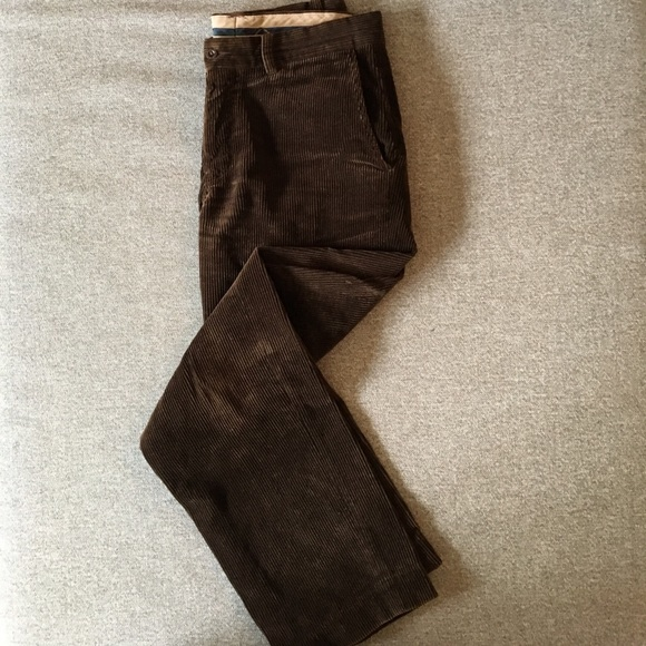 9959114020c Polo Ralph Lauren Wide Wale Cord Preston Pant. M 5a7a23b085e605cd5e207d01